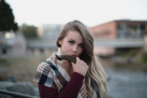 4 Ways To Wear A Blanket Scarf