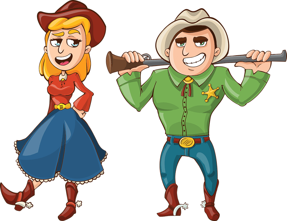 The Cowboy And Cowgirl Collection