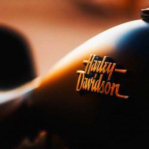 Motorcycle Harley Davidson Frame
