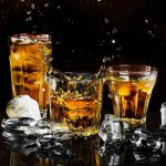 Whiskey glass set Valentines gifts for him