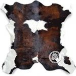 genuine and authentic cowhide leather
