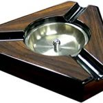 Bourbon Barrel Wooden Cigar Ashtray