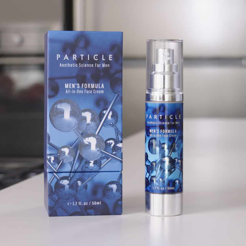 Particle mens formula: Skin Cream For Men