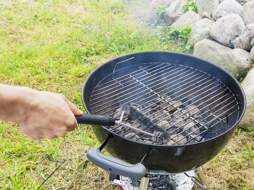 cleaning bbq: Best Way To Clean A Barbeque