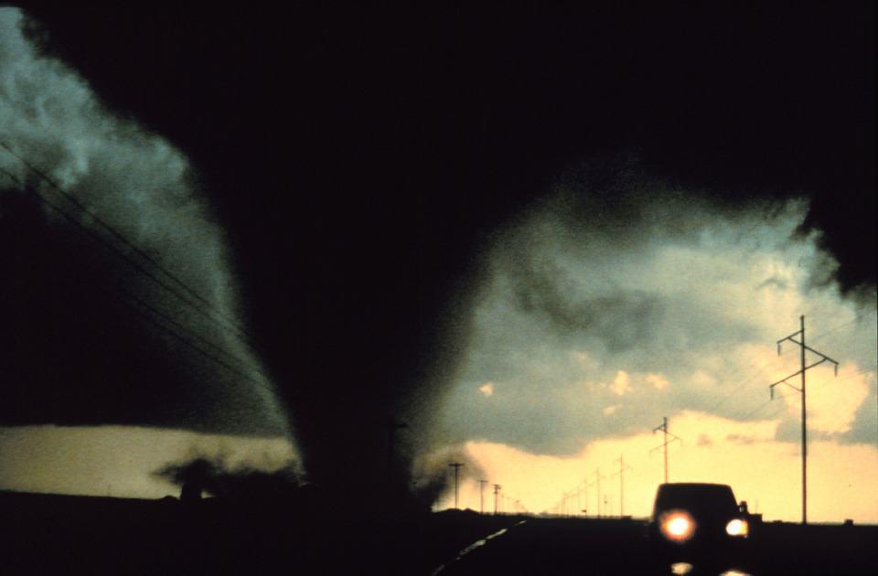 tornado tour