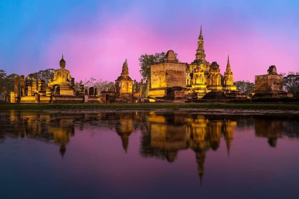 Cambodia Holidays Night