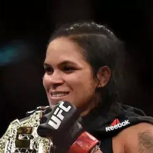 UFC Champ Nunes Celebrated For Fighting Spirit