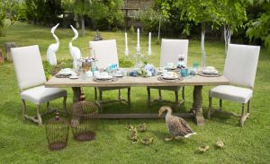 What is the best time of year to buy garden furniture?