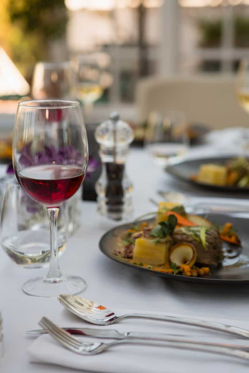 A Brief Food and Wine Pairing Lesson