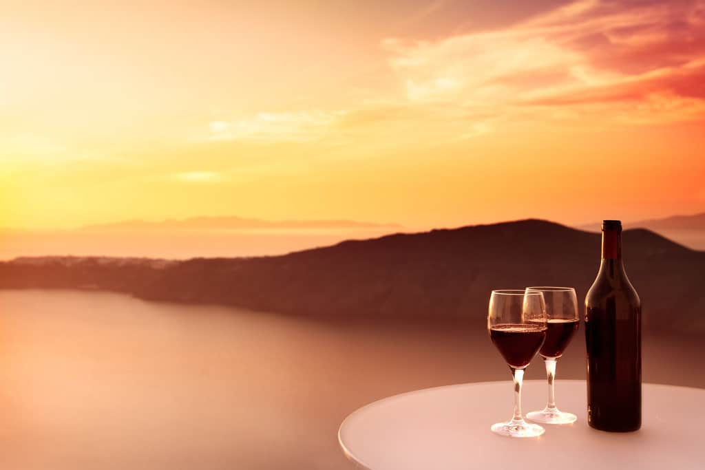 Maybe Red Wine is the Best Outdoor Beverage